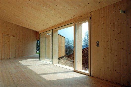 Lineal house huecos