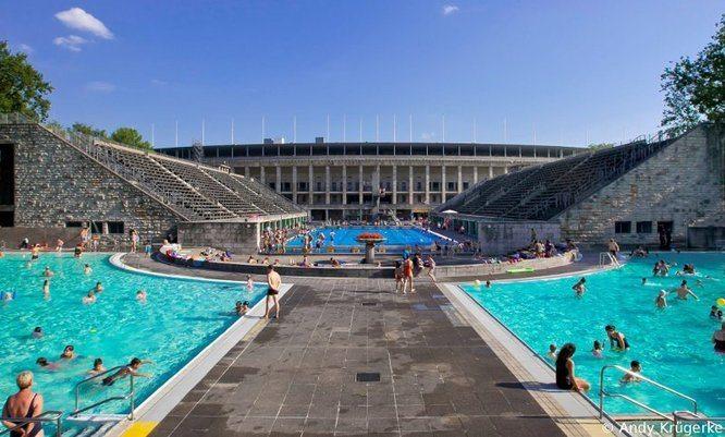 Piscina olimpica Berlín