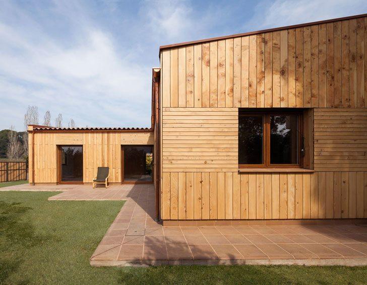 Casa pasiva certificada en españa