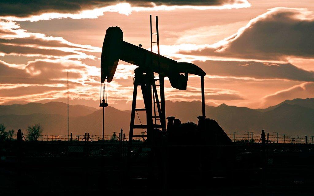 Pozo de fracking