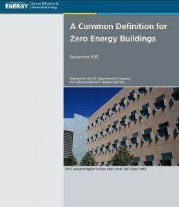 Informe elaborado por el Departamento de Energía de EEUU