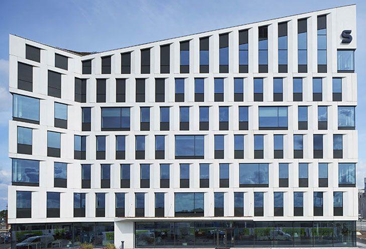 Edificio de Consumo casi Nulo (Imagen de construible)