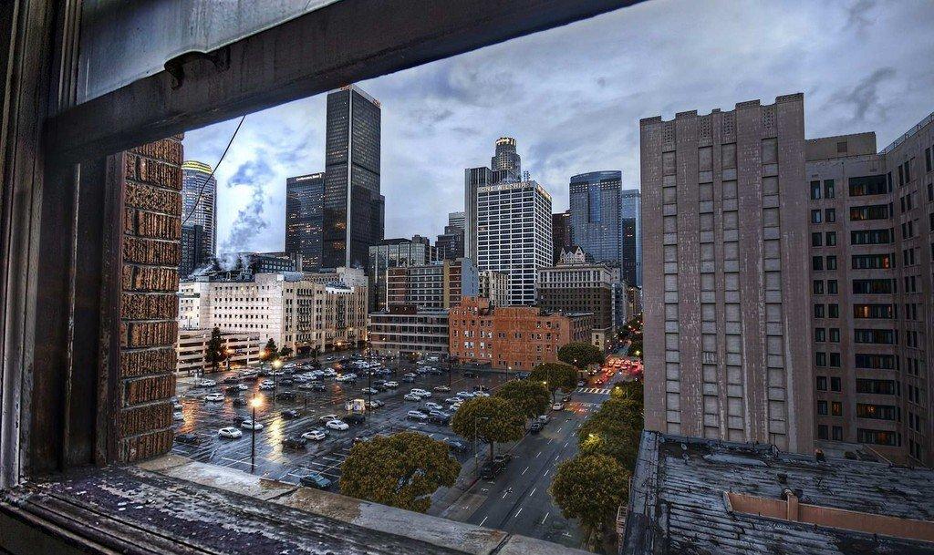 Vista los Ángeles. Imagen de citywallpaperhd