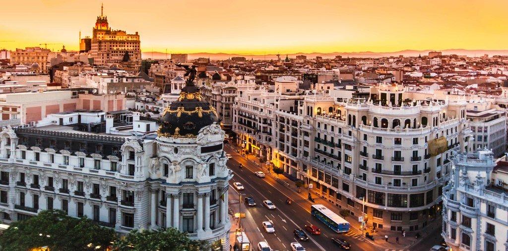 Madrid ciudad (Imagen de parkapp)