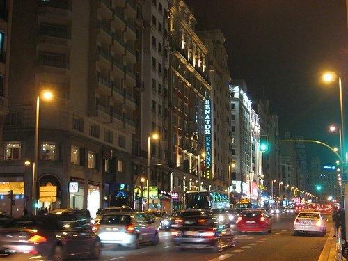 Contaminación acústica. Imagen de viajes.net