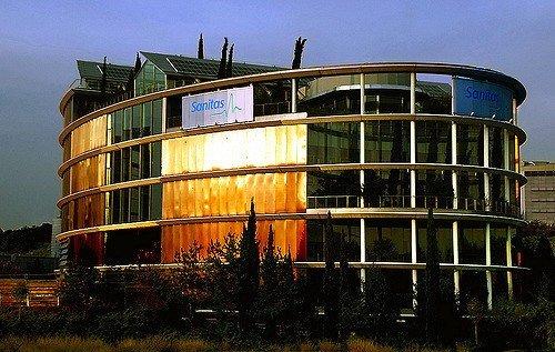 Edificio sostenible por ortiz leon arquitectos