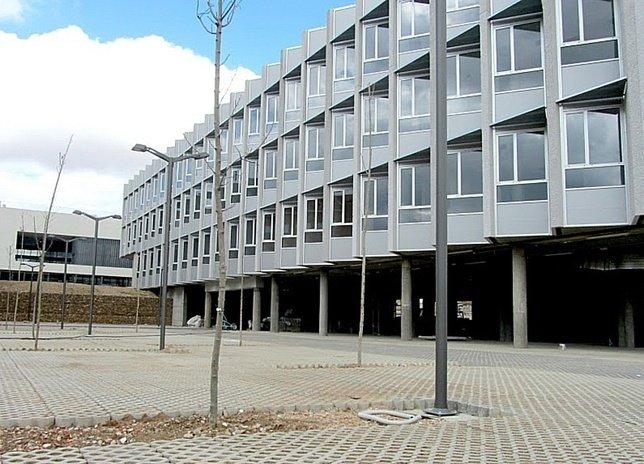 Edificio leed platino