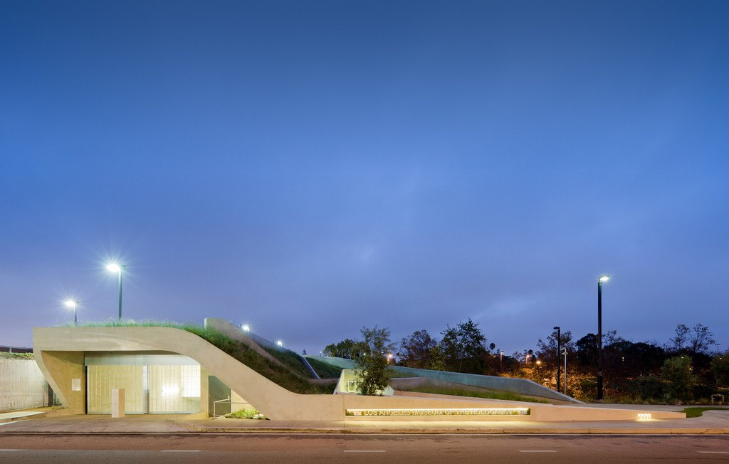 Museo sostenible en Los angeles de belzberg Architects
