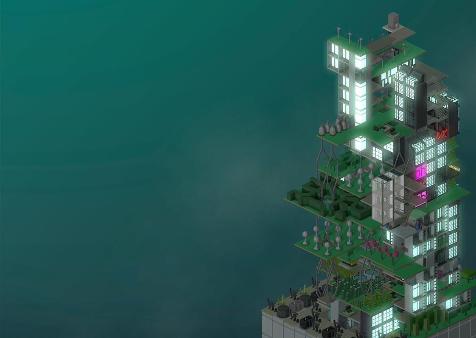 Blockhood, videojuego sobre construcción y ciudad sostenible