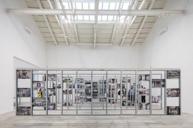 Exposición en la Bienal de Venecia de arquitectura española
