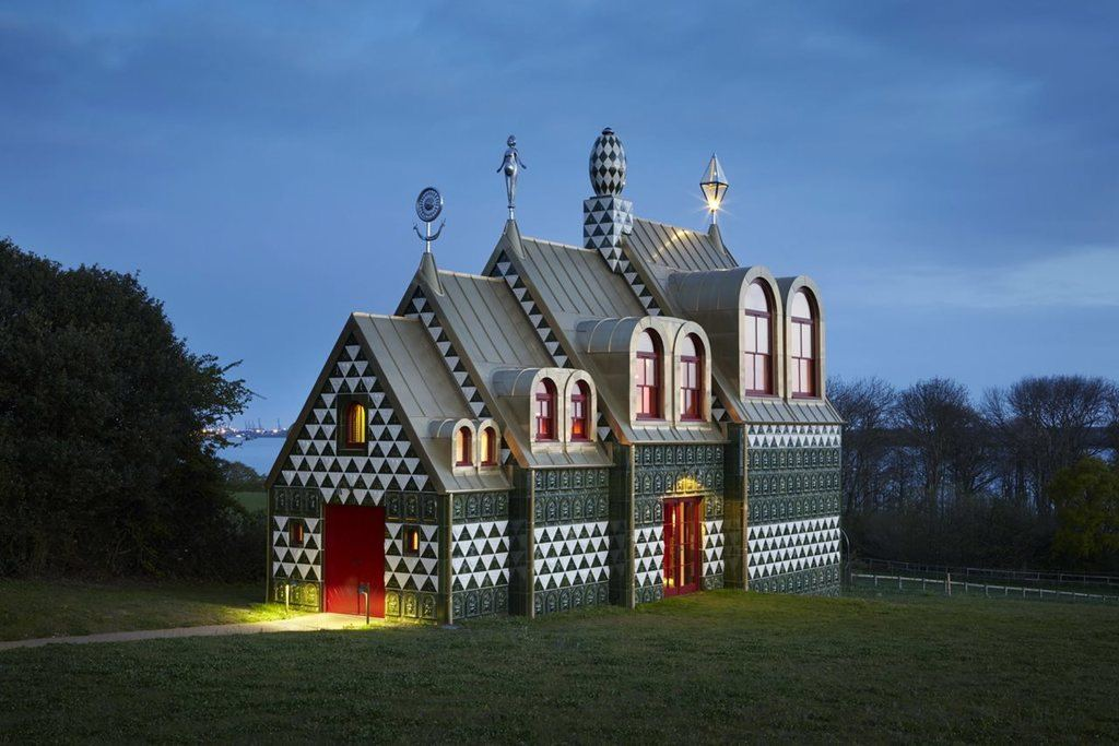 A House for Essex from FAT Architecture facade