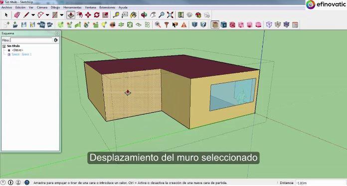 Imagen del programa informático EfinovaticHE