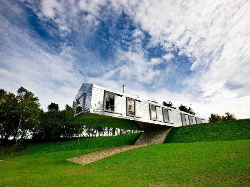 Living Architecture Balancing Barn