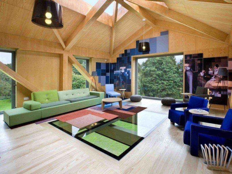 Living Architecture Balancing Barn 2