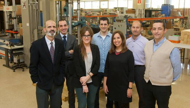 Equipo de investigación Universidad de Navarra