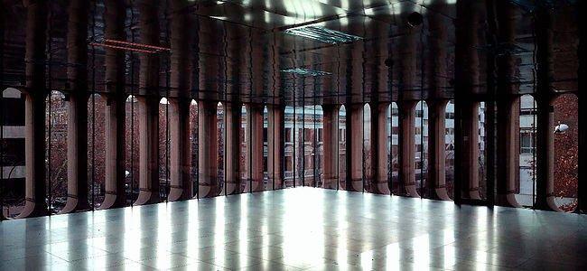 Imagen del interior del edificio
