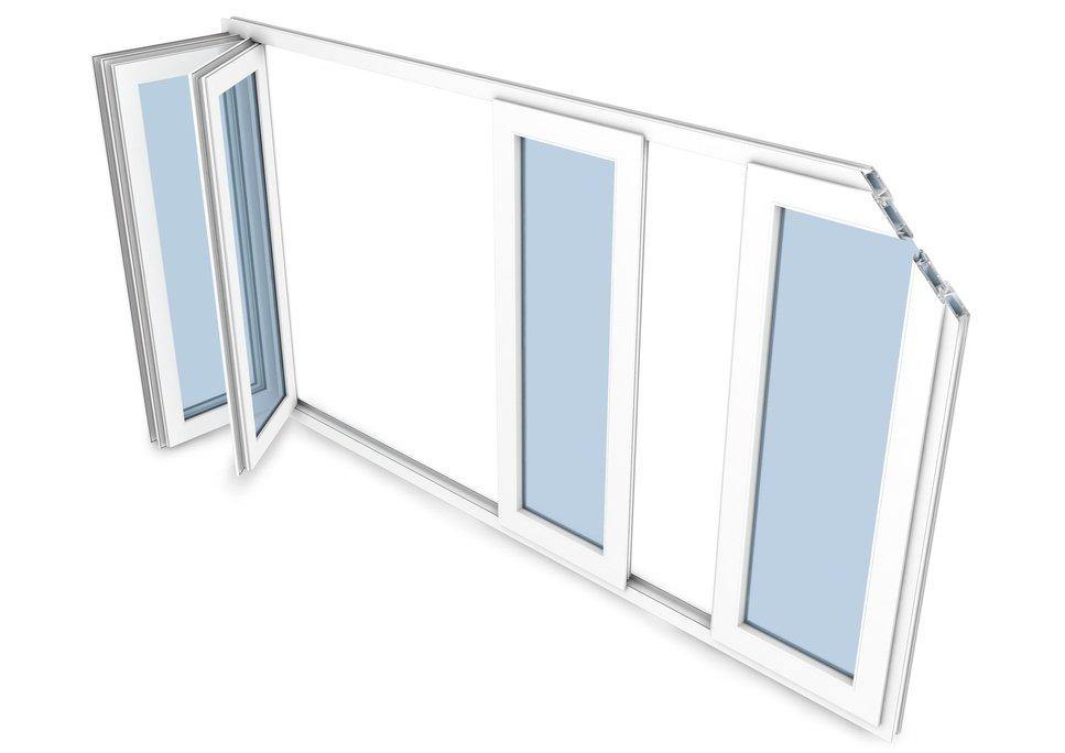 Imagen virtual de la ventana abiréndose