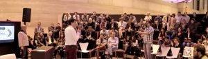 Imagen del público