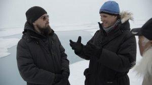 Imagen del documental en el polo