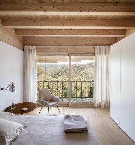 Imagen del dormitorio de la vivienda