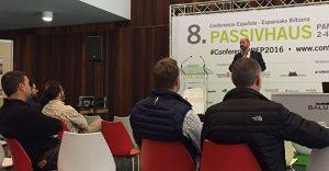 Javier Bermejo presenta el concurso en la conferencia