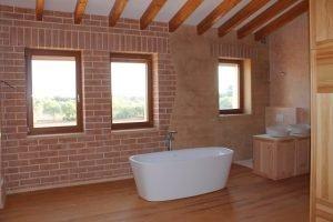 Imagen interior del baño