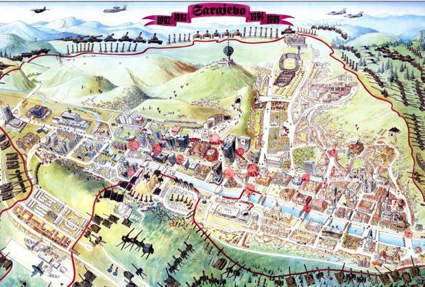 Imagen de planos originales