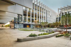Imagen de edificio muy sostenible