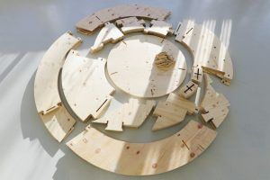 Planchas de madera sin montar