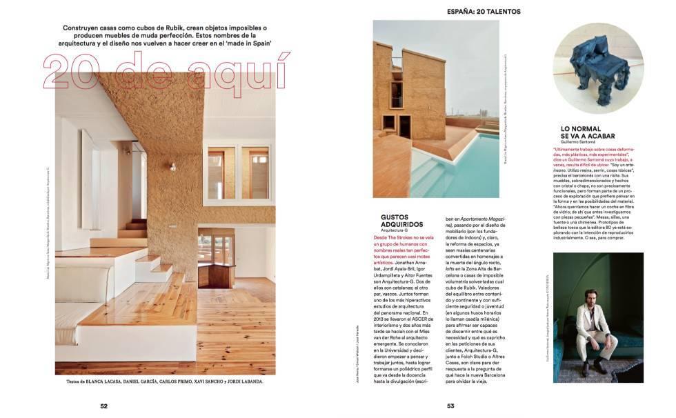 Icon design revista de arquitectura y dise o cte for Programas de arquitectura y diseno