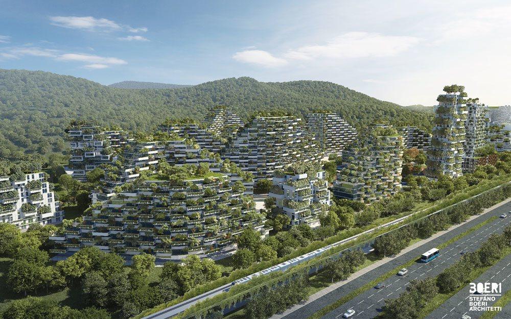 ciudad verde china 3