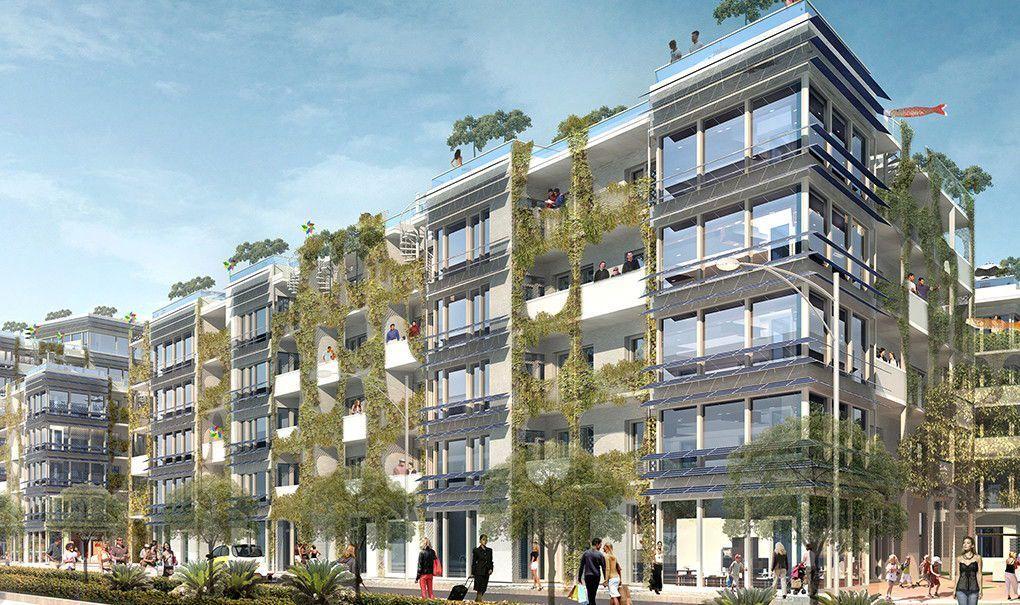 Heidelberg Village Frey Architekten 1