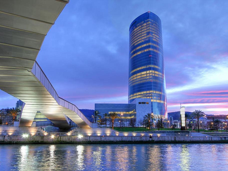 Torre iberdrola leed platino en espa a cte arquitectura - Oficinas de iberdrola en bilbao ...