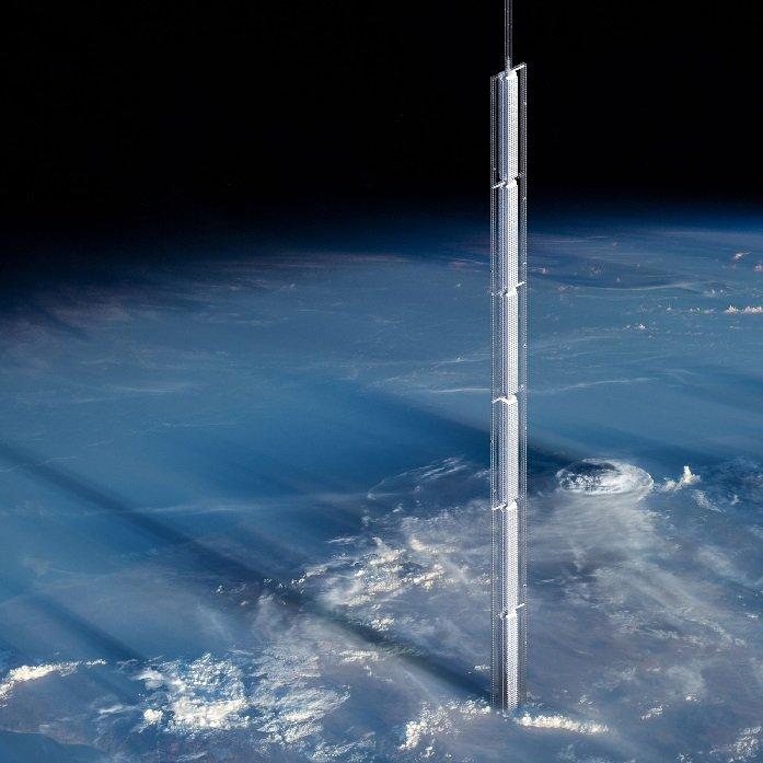 Torre analemma atmosfera