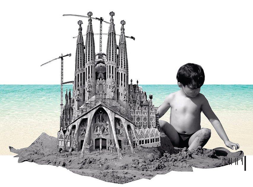 Sagrada Familia.