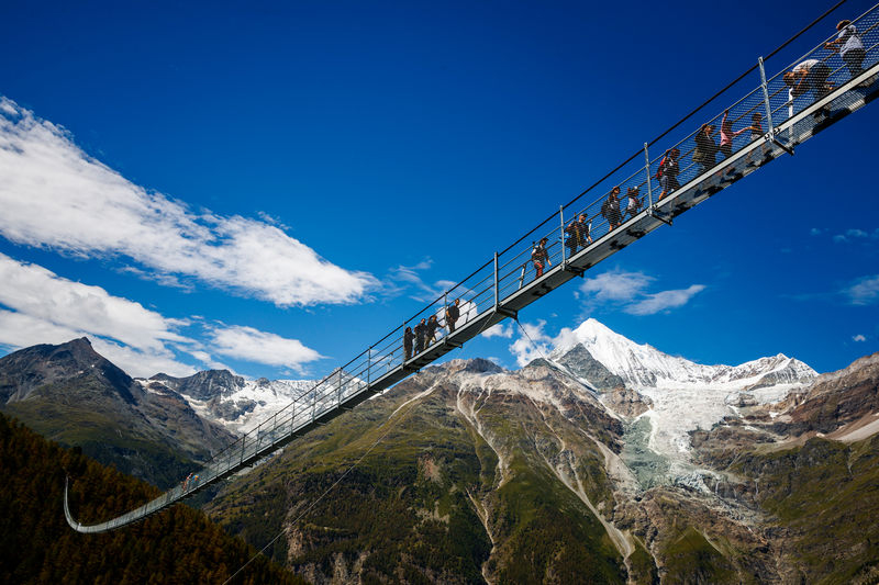 Puentes llamativos