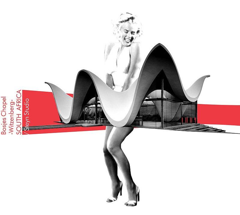 Marilyn Monroe edificio