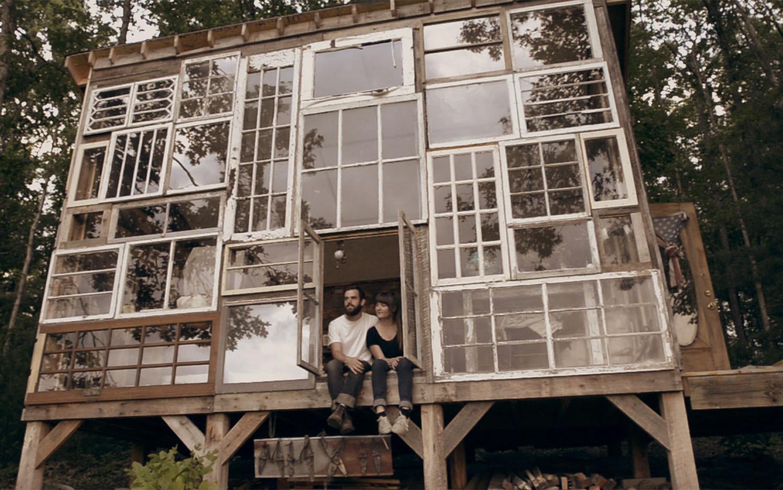 Vivienda diseñada por Nick Olson & Lilah Horwitz