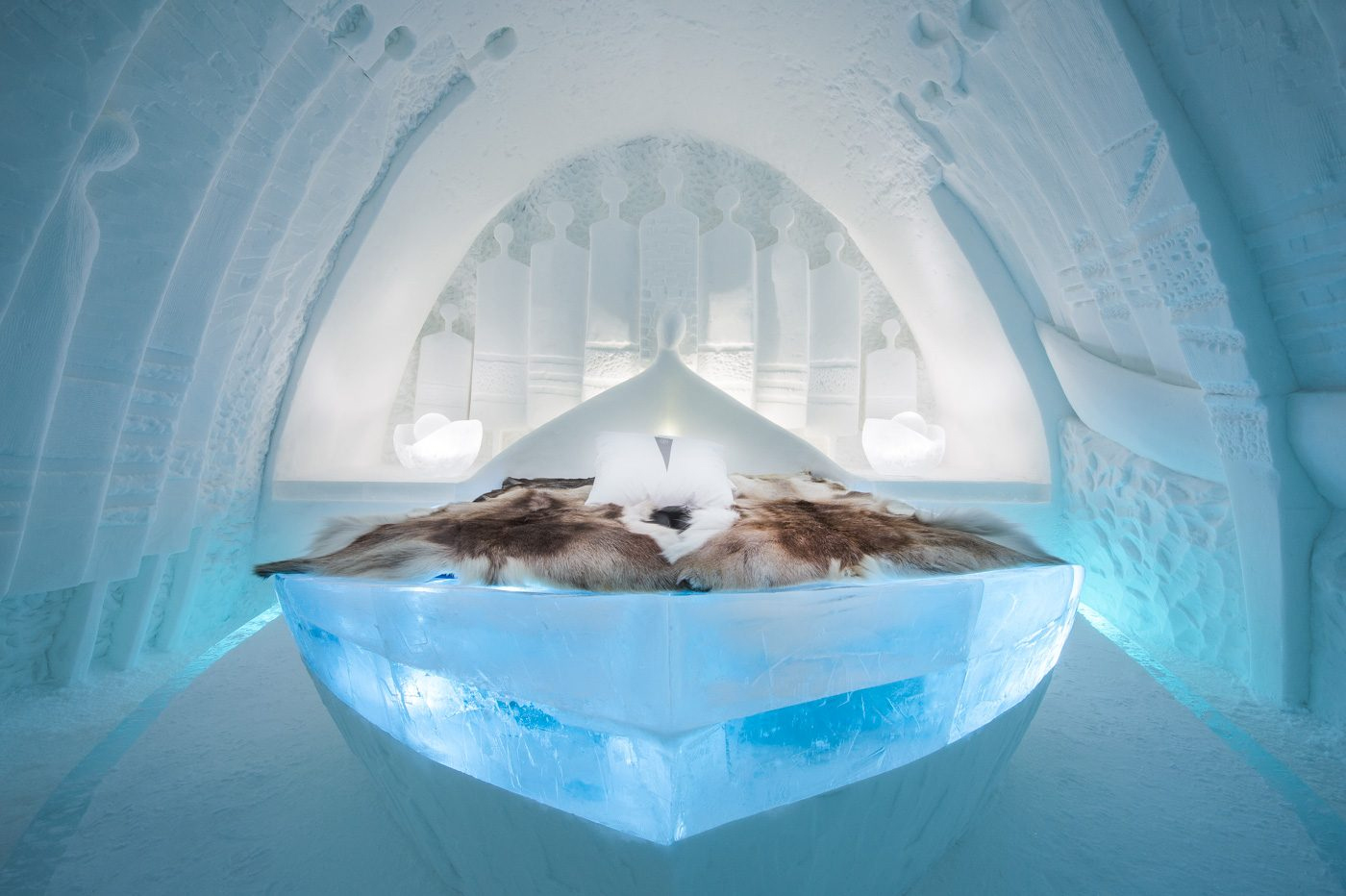 Habitación Ice Hotel
