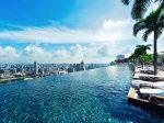Hotel Marina Bay Sands / Piscina