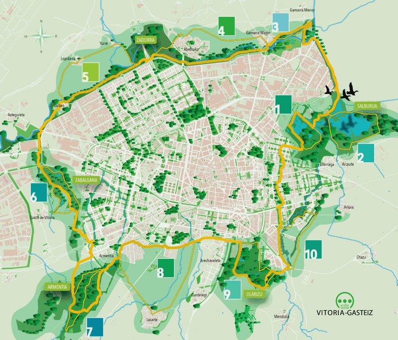 ciudades biofilicas
