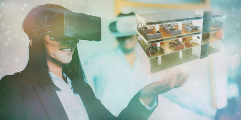 Gadgets arquitectos. gafas 3d
