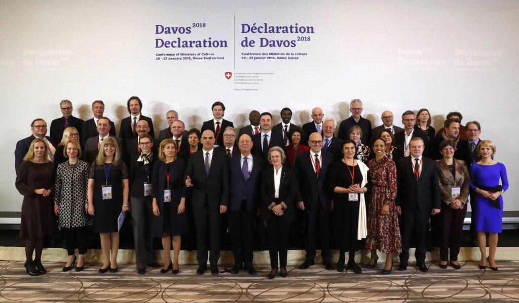 Baukultur Declaracion Davos