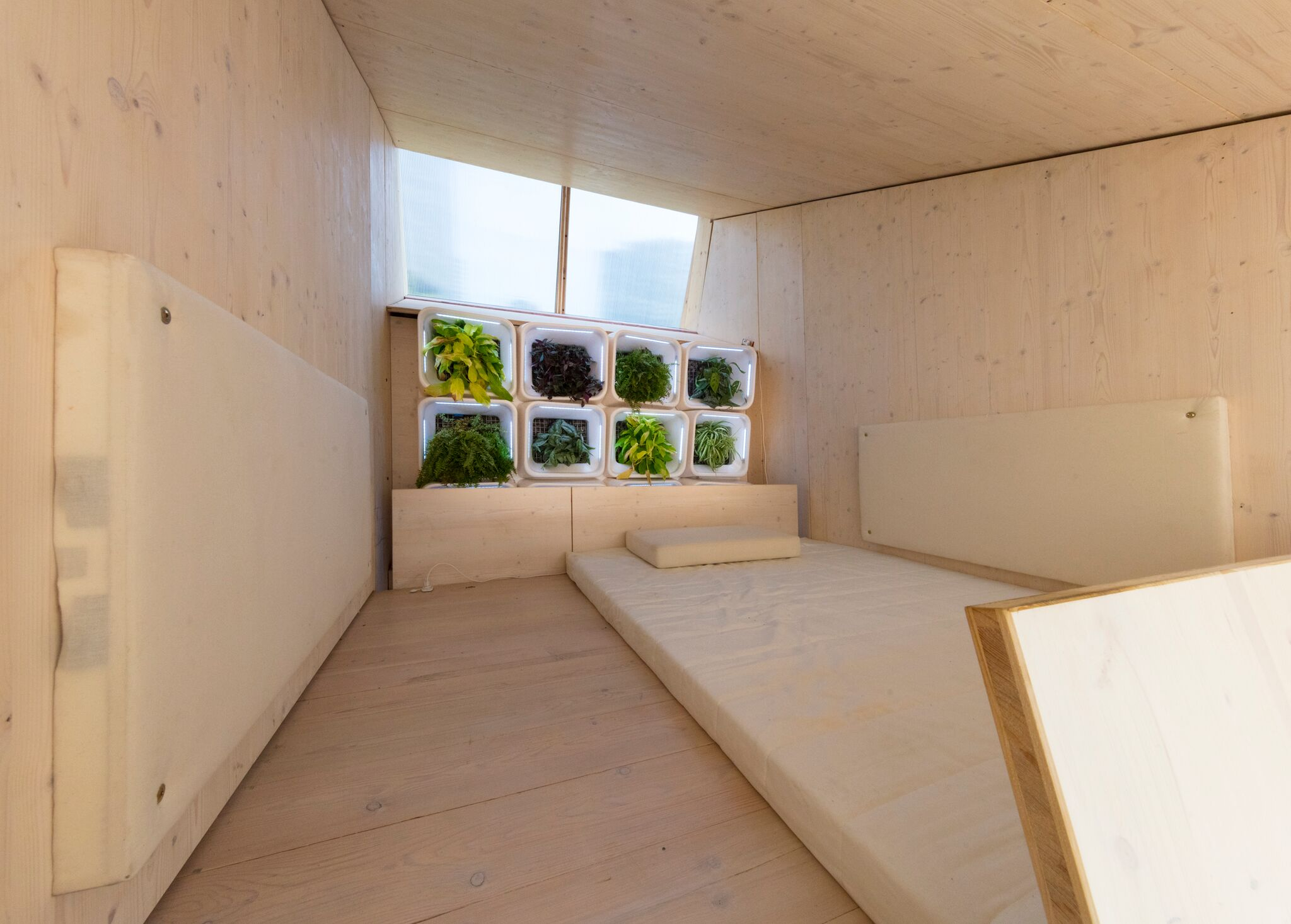 Casa ONU ecológica
