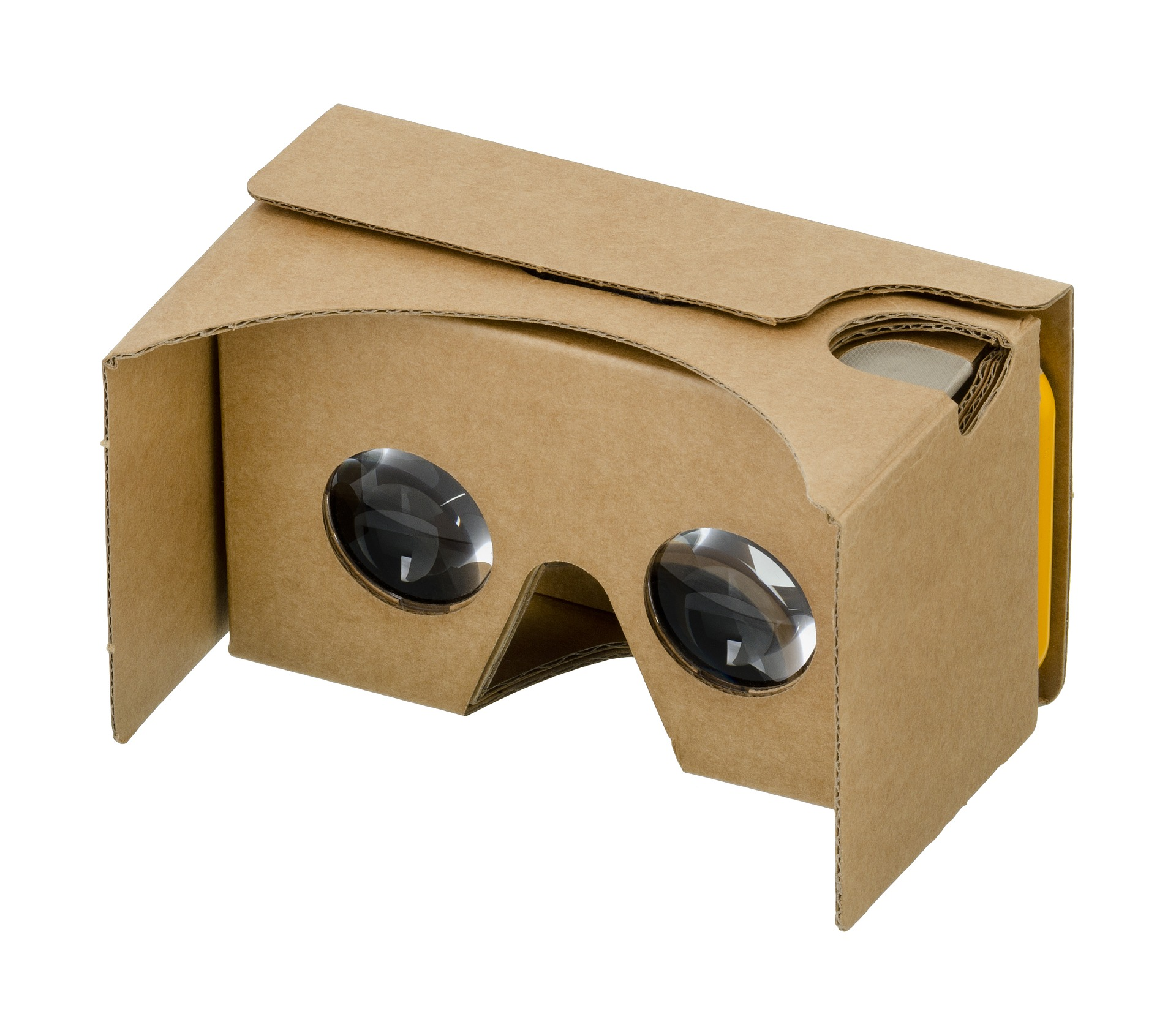 Realidad virtual Google