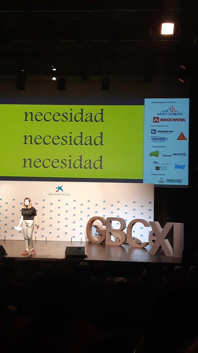 Inés de Santiago GBCe SostenibilidadXL