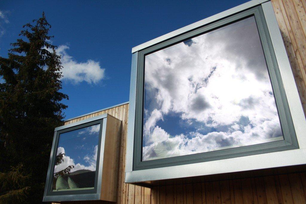 Hotel ecológico ventanas