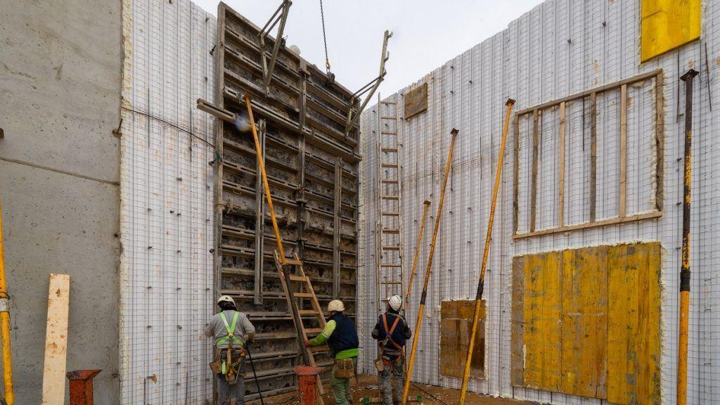 Construcción Edificio Zero