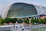 Teatros Explanada en Singapur