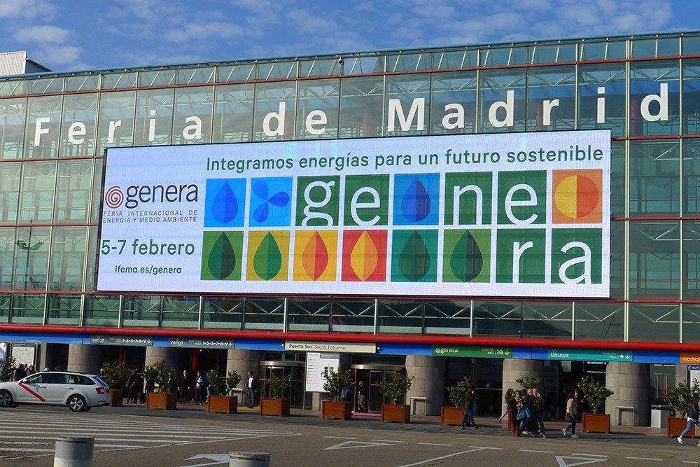 Feria genera madrid